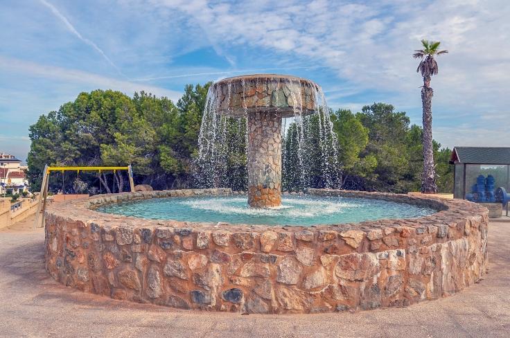 Parque del Molino del Agua